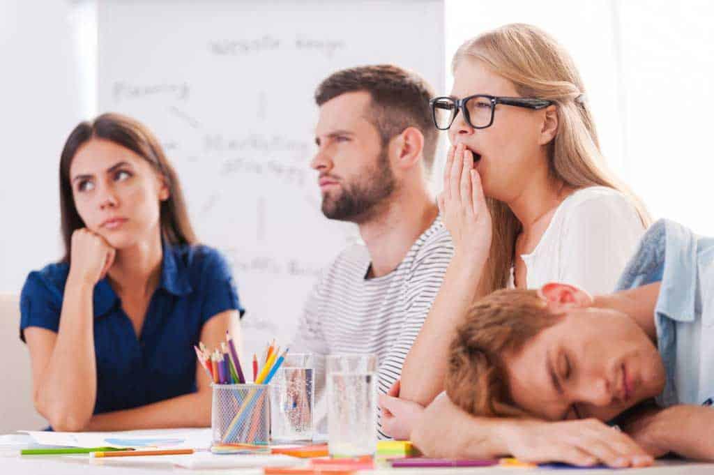 death by meetings blog image